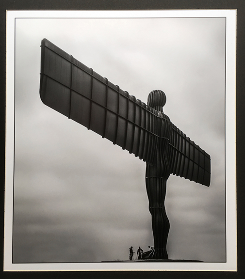 Angel of the North by Bill Lateu