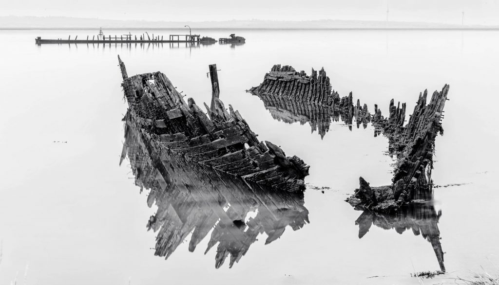 Shipwreck at Murston