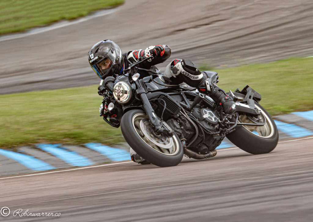 The Bike Shed Track day Lydden hill